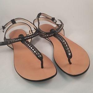 MK Jaina studded sandals